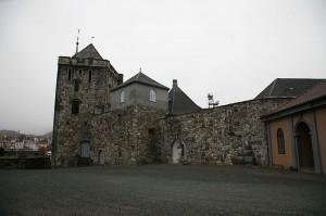 Bergenhus fästning foto Nina Aldin Thune