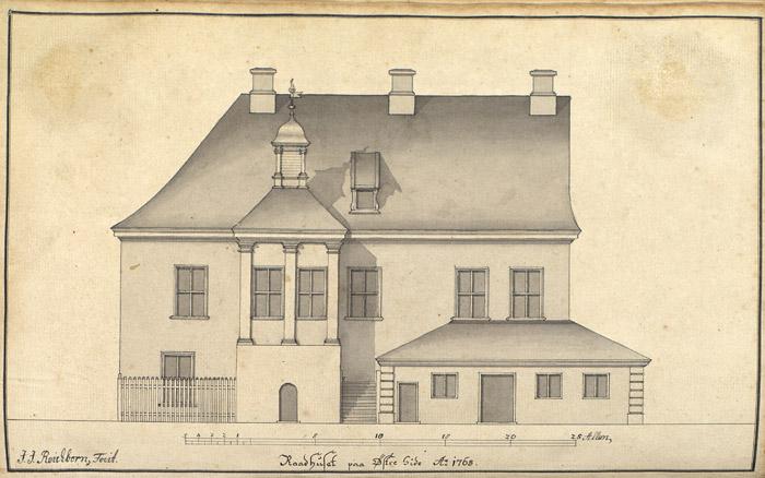 Raadhuset_Bergen_1765