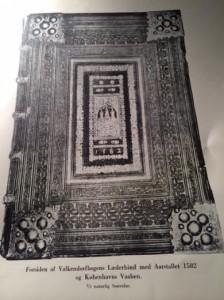 Valkendorfboken 1582